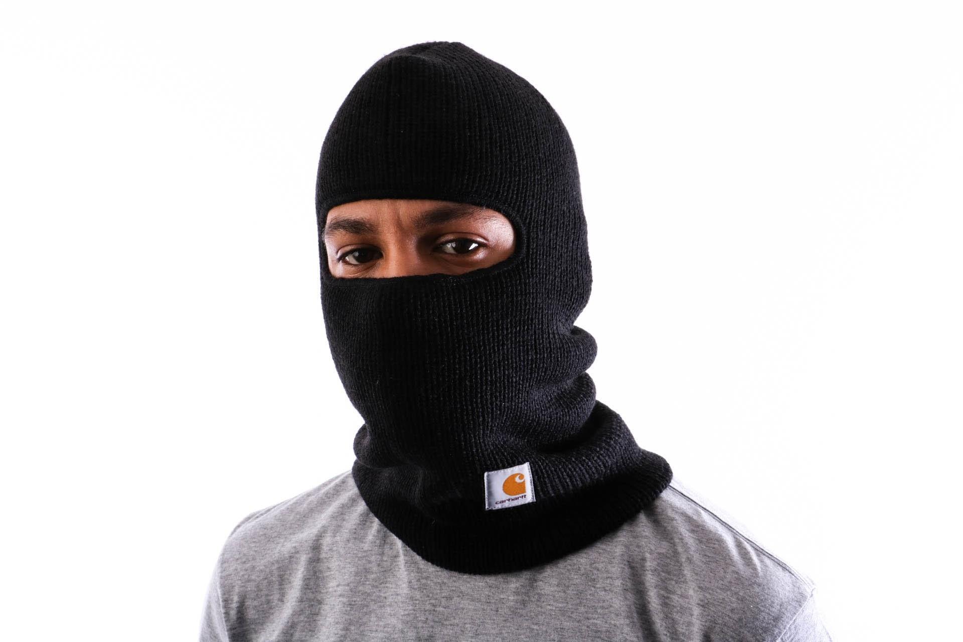 Foto van Carhartt Wip Storm Mask I025394 Muts Black