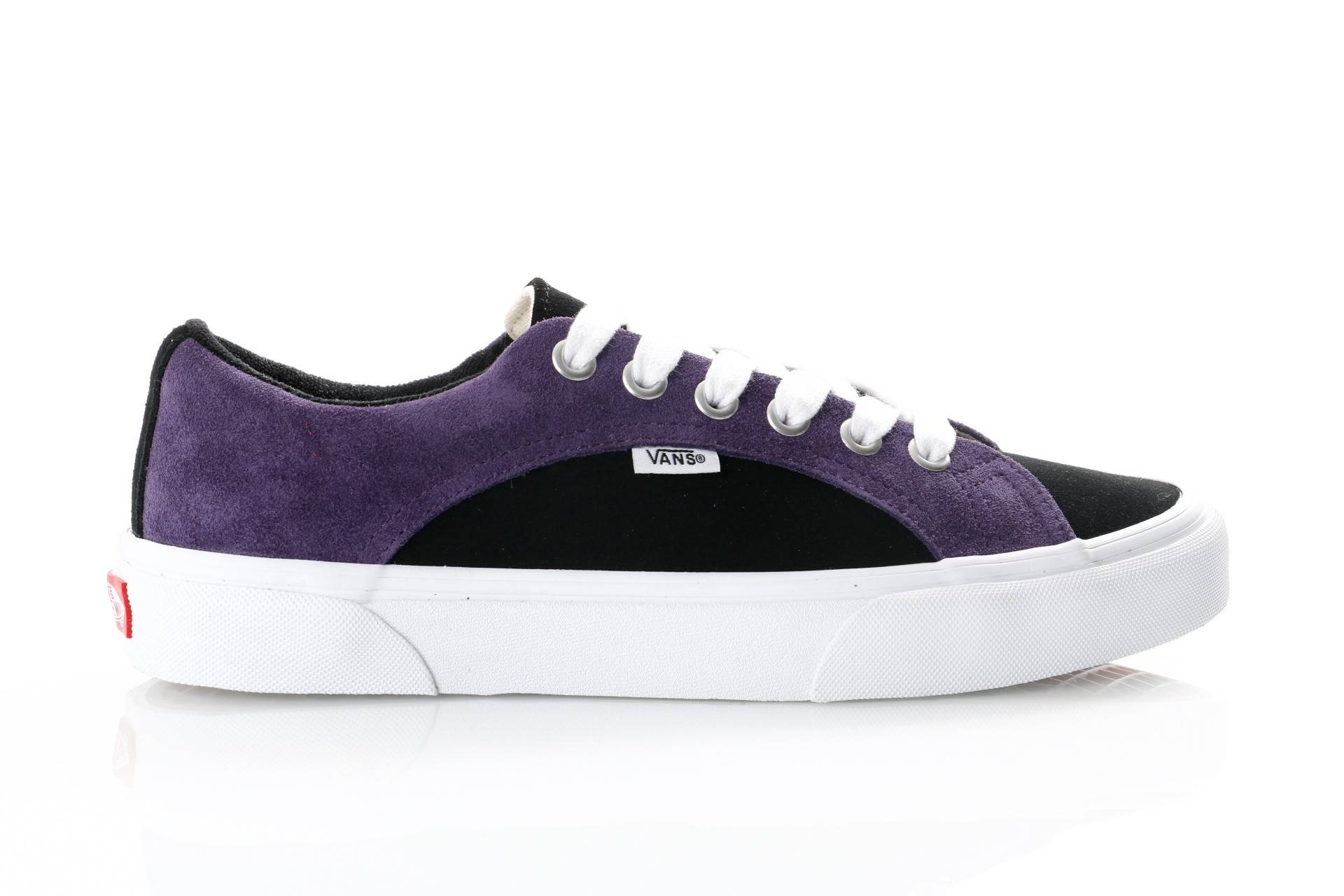 Afbeelding van Vans Ua Lampin Vn0A38Fivq9 Sneakers (Retro Skate) Mysterioso/Black