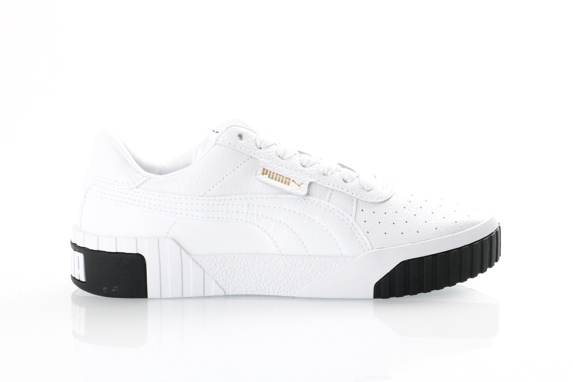 Afbeelding van Puma Cali Wn's 369155 Sneakers Puma White-Puma Black