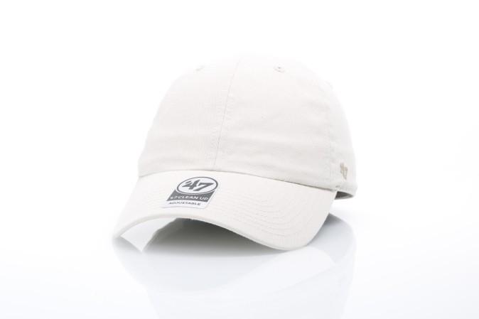Afbeelding van 47 Brand BL-GW00GWSNL-NT Dad cap Classic clean up Natural