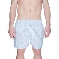 Afbeelding van Pockies Boxershort Baby Stripes Blue