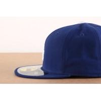 Afbeelding van New Era BASIC Fitted cap Authentic Los Angeles Dodgers Blauw