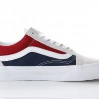 Afbeelding van Vans Classics VA38G1-QKN Sneakers Old skool Wit