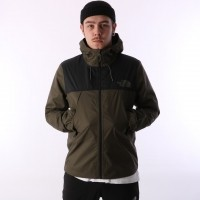 Afbeelding van The North Face T92S51-TY1 Jacket 1990 Mountain Q Tnf Black / New Taupe Green