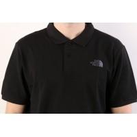 Afbeelding van The North Face T0CG71-JK3 Polo shirt Piquet Zwart