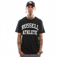Russell Athletic Iconic Short Sleeve A9-002-1 T shirt Black