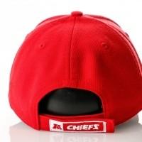 Afbeelding van New Era NFL THE LEAGUE KANSAS CITY CHIEFS 10517880 dadcap Official Team Colour NFL