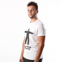 Afbeelding van The North Face M S/S NSE SERIES TEE T93L3GFN4 T shirt TNF WHITE