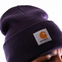 Afbeelding van Carhartt WIP Acrylic Watch Hat I020222 Muts Lakers