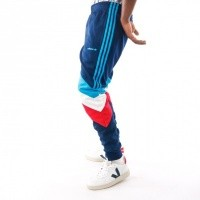 Afbeelding van Adidas Palmeston TrackPant OG DJ3456 trackpant COLLENAVY/BOLDAQUA