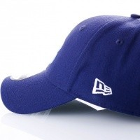 Afbeelding van New Era Mlb The League Tampa Bay Rays 10047554 Dad Cap Official Team Colour Mlb