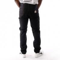 Afbeelding van Carhartt WIP Ruck Single Knee Pant I020996 Chino Black Rinsed