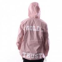 Afbeelding van In Gold We Trust Logo Pullover FAJ-028 Jas Pink