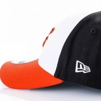 Afbeelding van New Era Mlb The League Baltimore Orioles 10489623 Dad Cap Official Team Colour Mlb