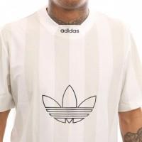 Afbeelding van Adidas Es Ply Jersey Dz1553 Jersey White/Grey One F17