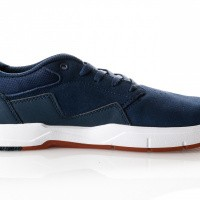 Afbeelding van DC BARKSDALE M SHOE NVW ADYS100472-NVW Sneakers NAVY WHITE