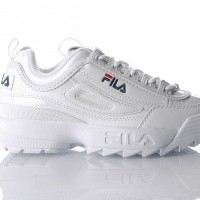 Fila Disruptor M low wmn 1010441 Sneakers 1FG white (patent)