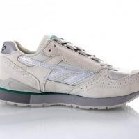 Afbeelding van Hi-Tec SILVER SHADOW 006914 / 051 Sneakers Silver / OG Green