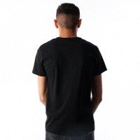 Afbeelding van Levi`s Graphic Set In Neck 2 T-Shirt 22491-0427 Levi`s Logo Black