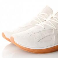 Afbeelding van Arkk Solianze Suede F-G2 -M ML3700-0011-M Sneakers Off White Light Gum