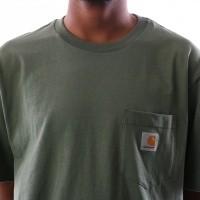 Afbeelding van Carhartt WIP S/S Pocket T-Shirt I022091 T shirt Adventure