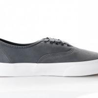 Afbeelding van Vans Ua Authentic Vn0A38Emvke Sneakers (Soft Suede) Ebony/True White