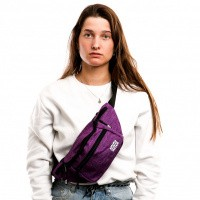 Afbeelding van Go-Britain Compartment Gbb01 Fanny Pack (Heuptas) Purple