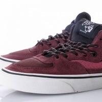 Afbeelding van Vans UA Half Cab VA348EU8W Sneakers (Sporty) catawba grape/multi