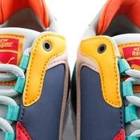 Afbeelding van Puma Thunder ANR 36804201 Sneakers Blue Wing Teal-Pebble