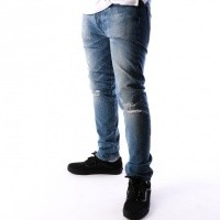 Afbeelding van Levi`s 501 SKINNY 34268-0060 Jeans South West