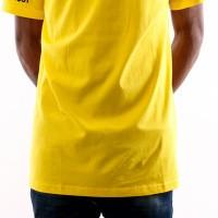 Afbeelding van In Gold We Trust Logo Tee FA-069 T Shirt Yellow