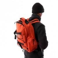 Carhartt WIP Kickflip Backpack I006288 Rugzak Persimmon