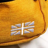 Afbeelding van Go-Britain Compartment Gbb01 Fanny Pack (Heuptas) Yellow