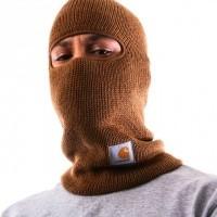 Afbeelding van Carhartt WIP Storm Mask I025394 Muts Hamilton Brown