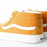 Afbeelding van Vans UA SK8-Mid Reissue VA3MV8UCP Sneakers (Retro Sport) sunflower