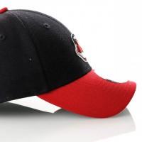 Afbeelding van New Era Mlb The League Cleveland Indians 11126544 Dad Cap Official Team Colour Mlb