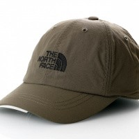 The North Face Horizon Hat T0CF7W Dad Cap New Taupe Green/Tnf Black