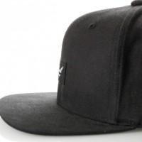 Afbeelding van Reell Snapback cap Pitchout All Black