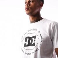 Afbeelding van DC REBUILT 2 SS M TEES WBB0 EDYZT03728 t-shirt Snow white