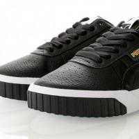 Afbeelding van Puma Cali Wn's 369155 Sneakers Puma Black-Puma White