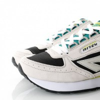 Afbeelding van Hi-Tec Silver Shadow S010001/053 Sneakers Grey /Black / Teal /Lime