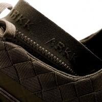 Afbeelding van Arkk Eaglezero Braided S-E15 Dark Army Brown-M ML1712-3670-M Sneakers Dark Army