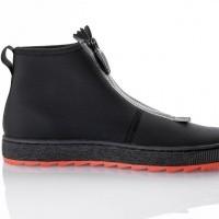 Afbeelding van Puma Basket Boot ANR 366535 Sneakers puma black