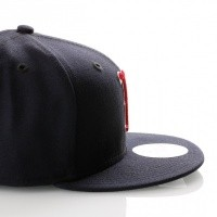 Afbeelding van New Era Ac Perf 5950 Boston Red Sox 70331911 Fitted Cap Offical Team Colour Mlb