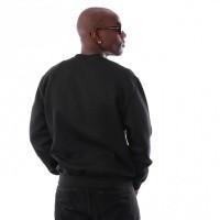 Afbeelding van Carhartt WIP Carhartt Sweatshirt I025478 Crewneck Black / White