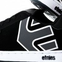 Afbeelding van Etnies FADER 4101000203 Sneakers BLACK/DARK GREY/SILVER