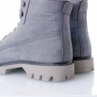 Afbeelding van Caterpillar Basis Nubuck P722710 Sneakers Anthracite