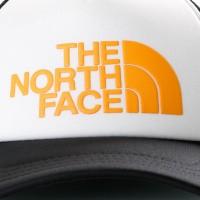 Afbeelding van The North Face TNF Logo Trucker T93FM3CY4 Trucker Tnf White/Zinnia Orange