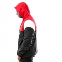 Afbeelding van New Era COLOUR BLOCK WINDBREAKER ARICAR BLK 11841058 jas BLACK ARIZONA CARDINALS