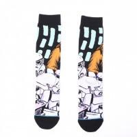 Afbeelding van Stance WARPED CHEWBACCA M545D18WAC sokken BLACK